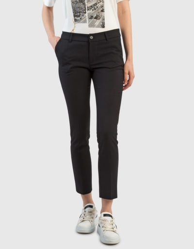 NADRÁG LA MARTINA WOMAN STRETCH TWILL PANT