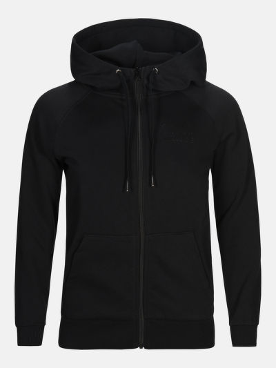 MELEGÍTŐ FELSŐ PEAK PERFORMANCE W GROUND ZIP HOOD