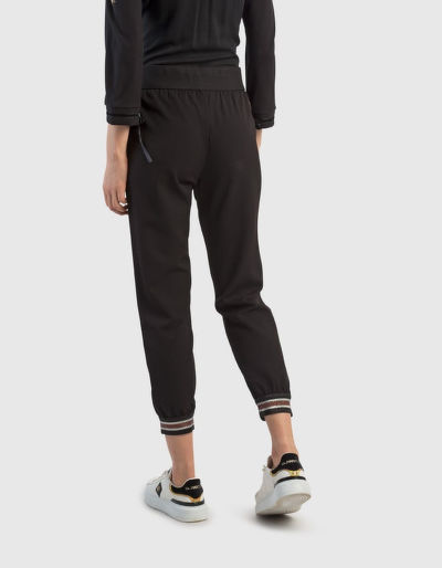 TEPLÁKY LA MARTINA WOMAN TROUSER BI/STRETCH CADY