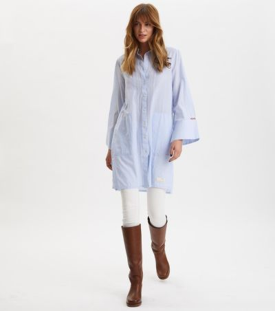 ING ODD MOLLY ELECTRIFYING LONG SHIRT