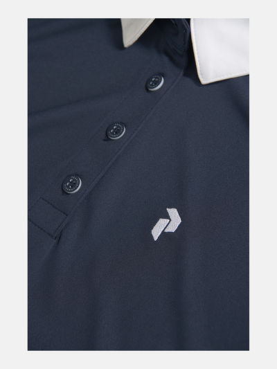 POLOKOŠILE PEAK PERFORMANCE W SLATE BLOCK POLO(GOLF CORE KNTG 2001-2B)
