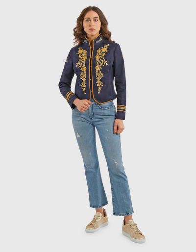 SAKO LA MARTINA WOMAN JACKET TWILL