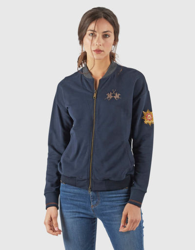 MELEGÍTŐ FELSŐ LA MARTINA WOMAN FLEECE FULL ZIP