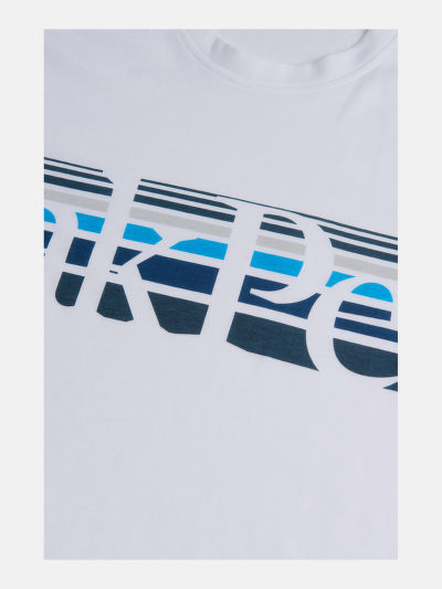 TRI?KO PEAK PERFORMANCE M EXPLORE TEE STRIPE PR(ACTIVE CORE KNTG 2001-2B)