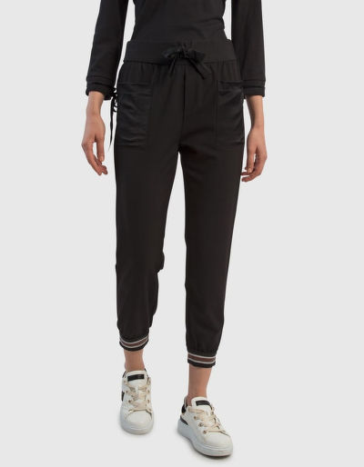 TRÉNINGNADRÁG LA MARTINA WOMAN TROUSER BI/STRETCH CADY