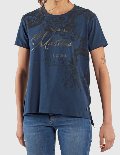 TRI?KO LA MARTINA WOMAN T-SHIRT S/L