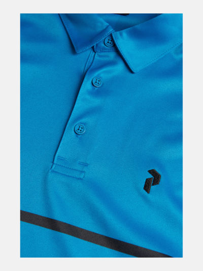POLOKOŠILE PEAK PERFORMANCE M BANDON PRINT POLO
