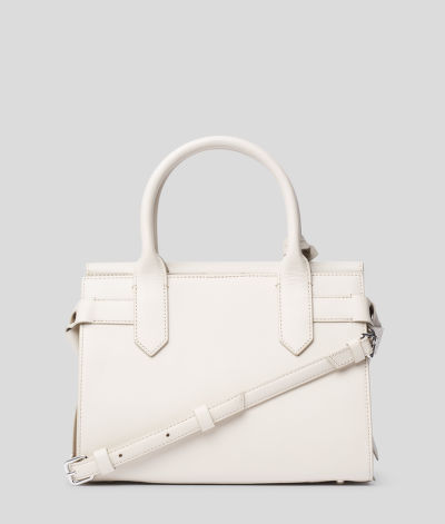 HAND BAG KARL LAGERFELD K/IKON SMALL TOP HANDLE