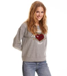 MELEGÍTŐ FELSŐ ODD MOLLY FUN AND FAIR SWEATER