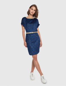 RUHA LA MARTINA WOMAN DRESS SHORT SLEEVES