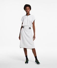 RUHA KARL LAGERFELD CADY TENNIS DRESS