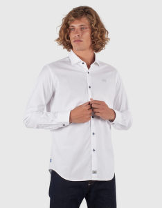 ING LA MARTINA MAN OXFORD SHIRT L/S