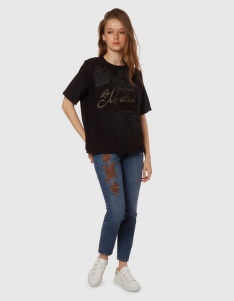 PÓLÓ LA MARTINA WOMAN 3/4SLEEVE T-SHIRT