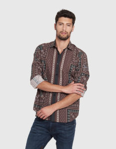 ING LA MARTINA SHIRT LONG SLEEVES LIGHT COTTO