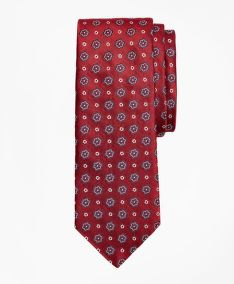 NYAKKENDŐ BROOKS BROTHERS FLOWER TIE