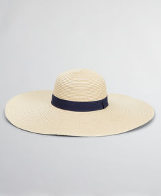 KALAP BROOKS BROTHERS ML HAT STRW STRAW