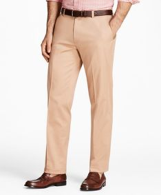 NADRÁG BROOKS BROTHERS CBT LW ADV STRETCH CHINO MILANO NEW BKHAKI