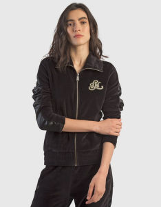 MELEGÍTŐ FELSŐ LA MARTINA WOMAN FLEECE FULL ZIP VELOUR