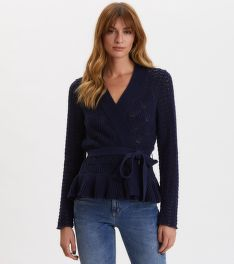 KARDIGÁN ODD MOLLY EVERY HOUR FRILL CARDIGAN