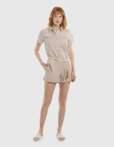 RUHA LA MARTINA WOMAN LINEN SUIT S/S