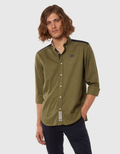 ING LA MARTINA MAN LIGHT TWILL L/S SHIRT LIGH
