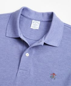 PÓLÓ BROOKS BROTHERS KNT SS SUPIMA PERF POLO SLIM BROS B8267