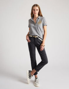 PÓLÓ LA MARTINA WOMAN POLO S/S PIQUET STRETCH