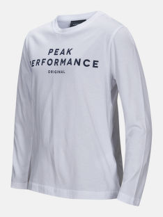 TRIKÓ PEAK PERFORMANCE JR ORIG LS T-SHIRT