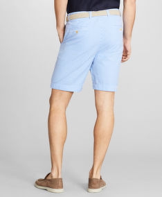 RÖVIDNADRÁG BROOKS BROTHERS CBT ML SEERSUCKER SHORT BLUE WHITE