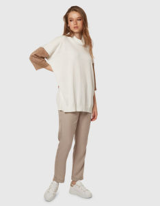 PULÓVER LA MARTINA WOMAN TNECK SWEATER VISCOSE SI