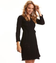 KARDIGÁN ODD MOLLY PRETTY ON THE LOOSE WRAP DRESS