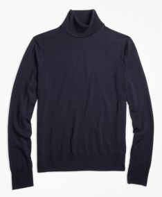 KARDIGÁN BROOKS BROTHERS SWT WL EASY CARE TNK NEW NAVY