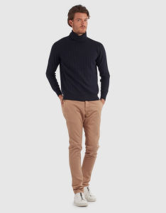NADRÁG LA MARTINA CHINO STRETCH TWILL