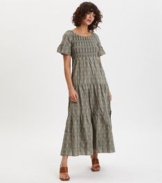 RUHA ODD MOLLY POWERFUL COTTON DRESS