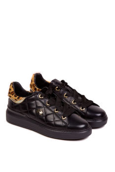 TORNACIPŐ LA MARTINA WOMAN SHOES NAPPA LEATHER