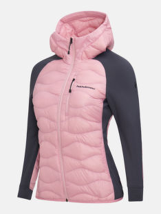 DZSEKI PEAK PERFORMANCE W HELIUM HYB HOOD JACKET