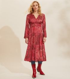 RUHA ODD MOLLY AMÉLIE LONG DRESS