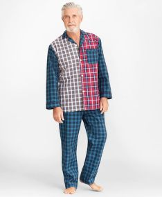 PIZSAMA BROOKS BROTHERS FUN PAJAMAS