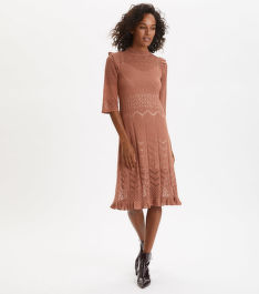RUHA ODD MOLLY PRETTY POINTELLE DRESS